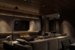 Poli House диван у Вітальні
