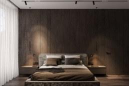 Poli House Master badroom
